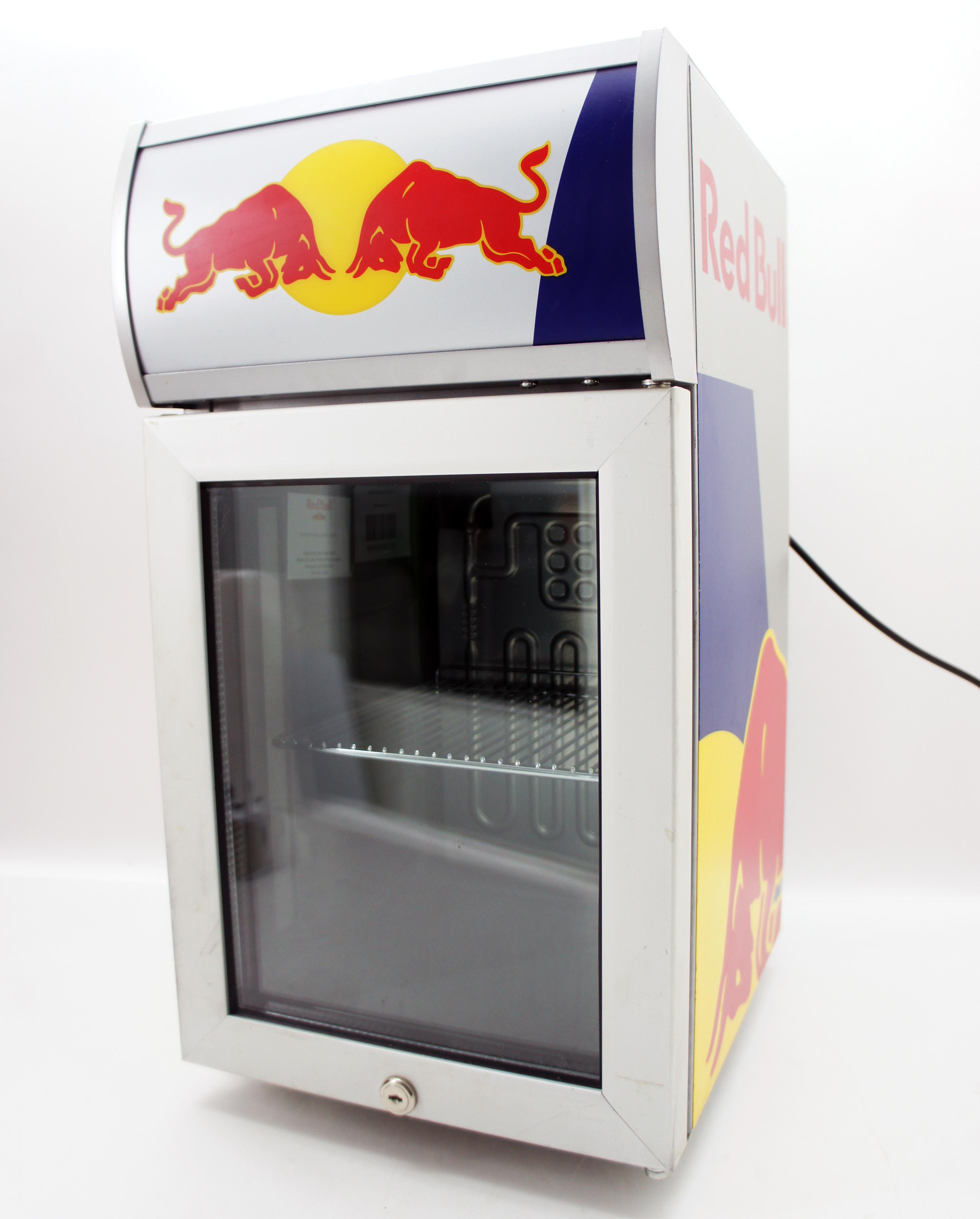 Original Red Bull Kühlschrank - Elsie Gomez Blog