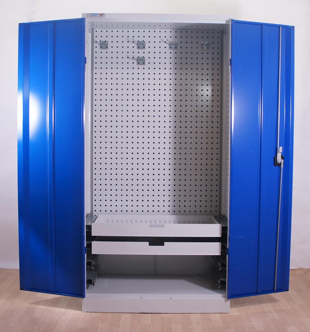 metec gedore schrank werkzeugschrank stahlschrank 4 schubladen 190 cm hoch ebay. Black Bedroom Furniture Sets. Home Design Ideas