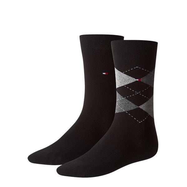 4-6-8-12-Paar-TOMMY-HILFIGER-Herren-CLASSIC-Socken-Business-Struempfe-BESTSELLER