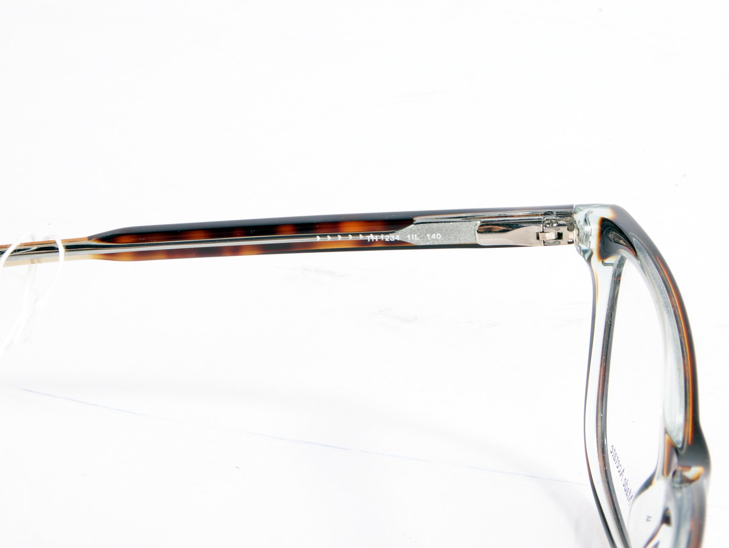 Tommy Hilfiger TH 1234 Brillengestell Brille 1IL 140 51/18 NEU | eBay