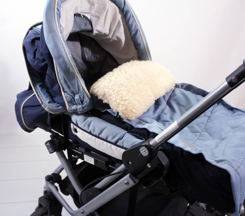 teutonia mistral s collection 2007 kinderwagen blau lammfell einsatz ebay. Black Bedroom Furniture Sets. Home Design Ideas