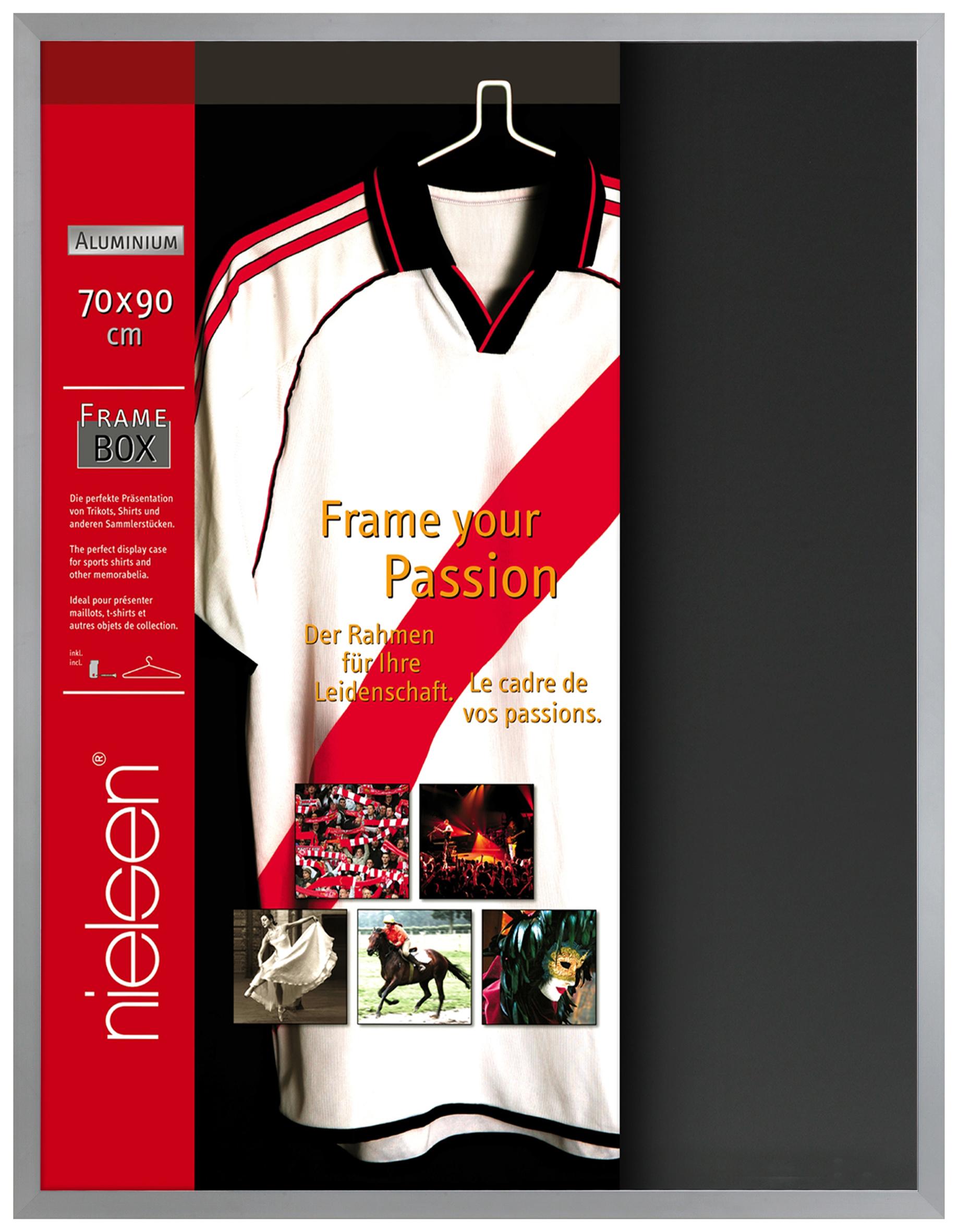 Nielsen Frame-Box Shirt Trikotrahmen Objektrahmen Rahmen ...