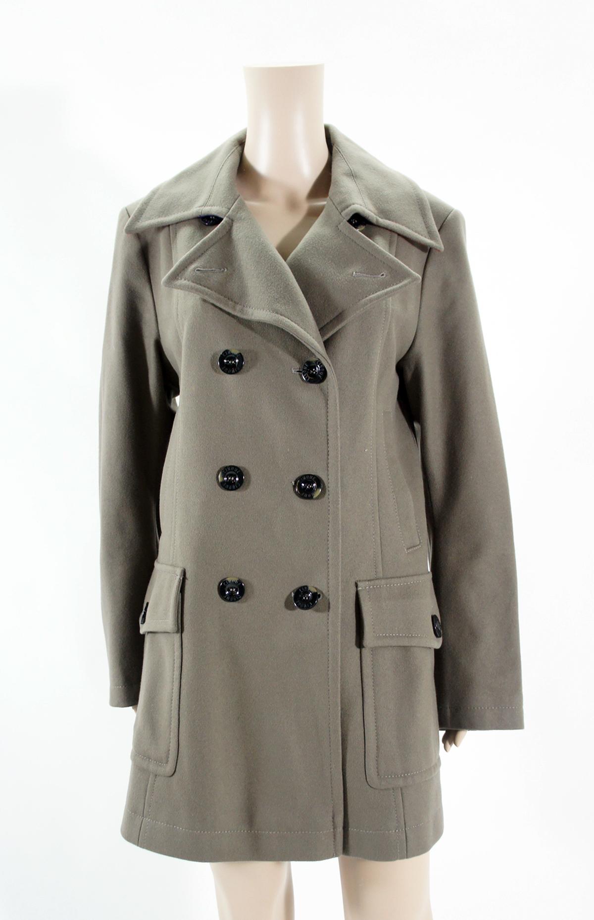 cinque damen mantel damenmantel wolle kaschmir gr 40 ebay. Black Bedroom Furniture Sets. Home Design Ideas