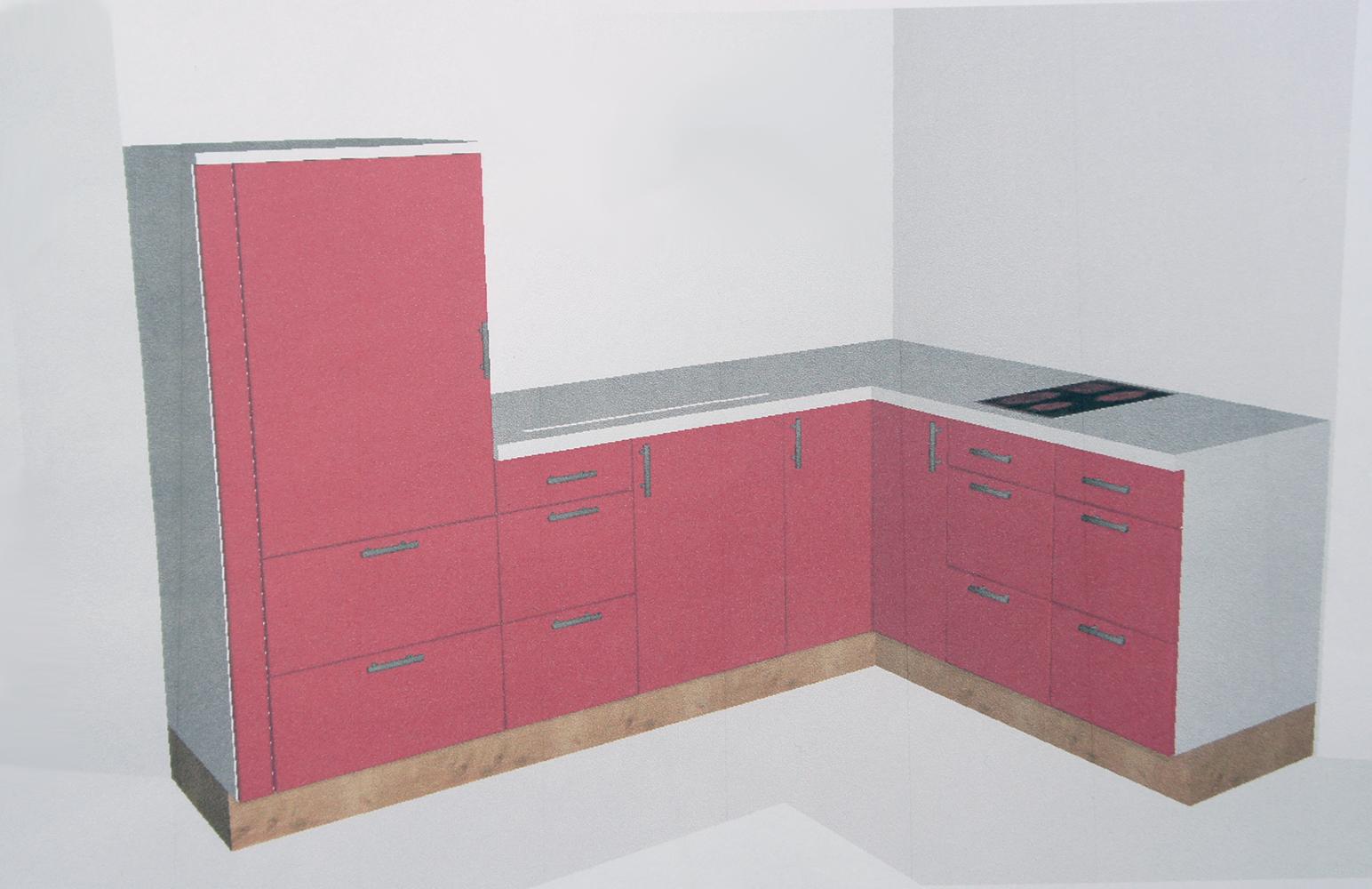 nobilia k che singlek che b rok che b ro office pantryk che inkl k hlschrank etc ebay. Black Bedroom Furniture Sets. Home Design Ideas
