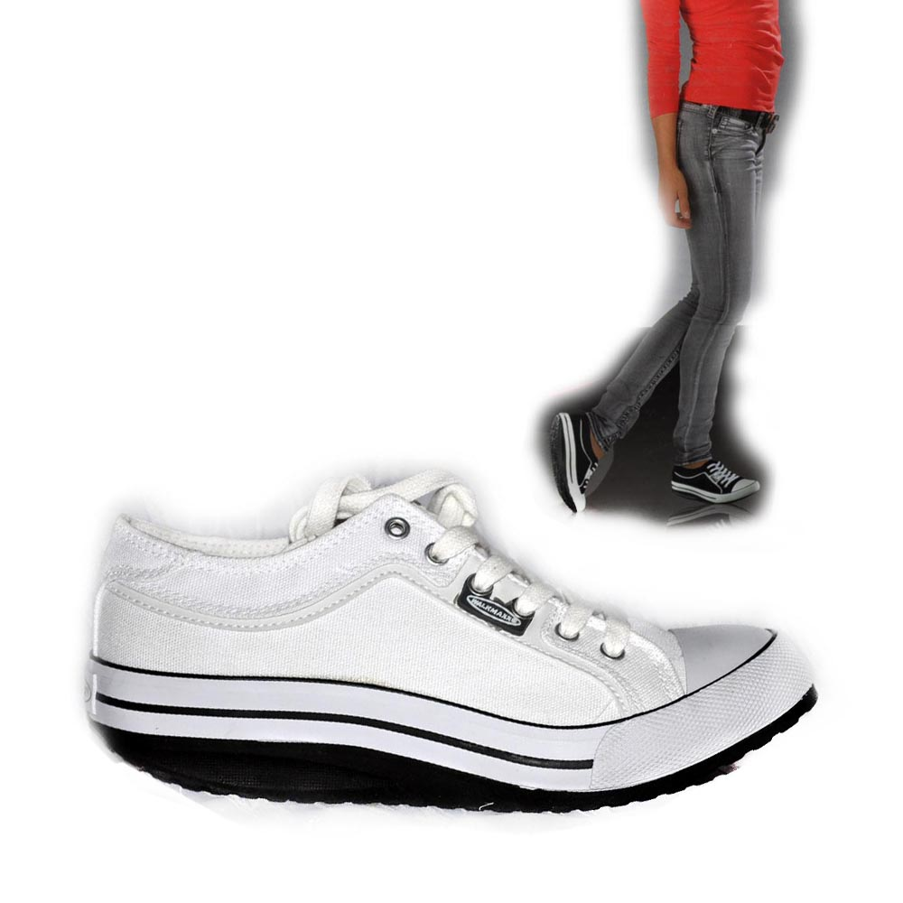walkmaxx damen freizeitschuhe sneaker canvas sportschuh. Black Bedroom Furniture Sets. Home Design Ideas