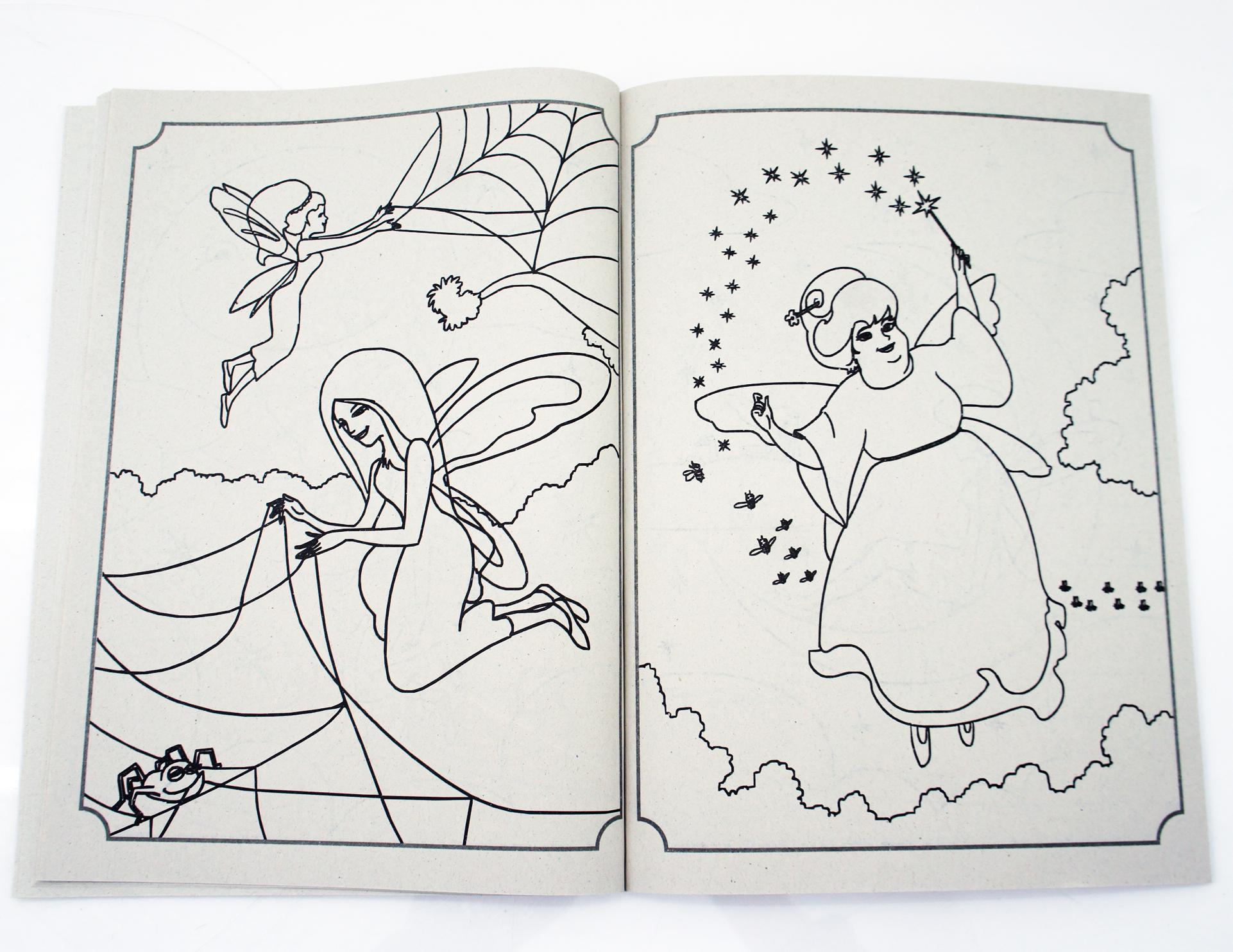 Taunus Verlag Malbuch für Kinder Malbücher A4 verschiedene Modelle ...