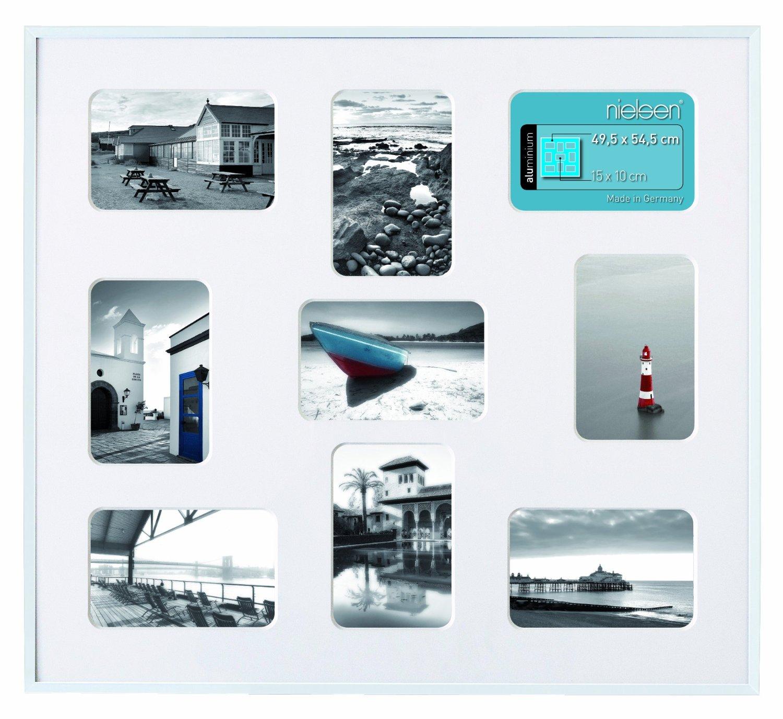 NIELSEN PIXEL 9/18 Collage-Rahmen Bilderrahmen für 9/18 Fotos ...
