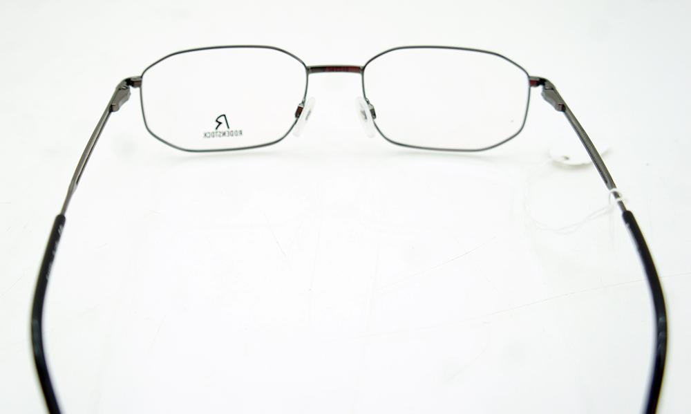 Rodenstock R 4463 B Brille Brillengestell silber 54/17/145   eBay