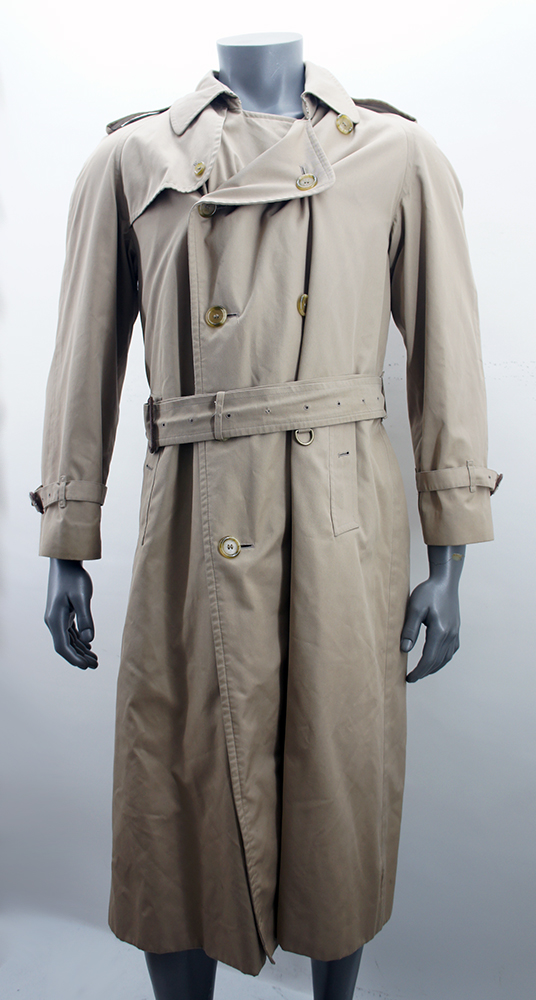 burberry herren mantel trenchcoat beige lang innenfutter wolle herausnehmbar ebay. Black Bedroom Furniture Sets. Home Design Ideas