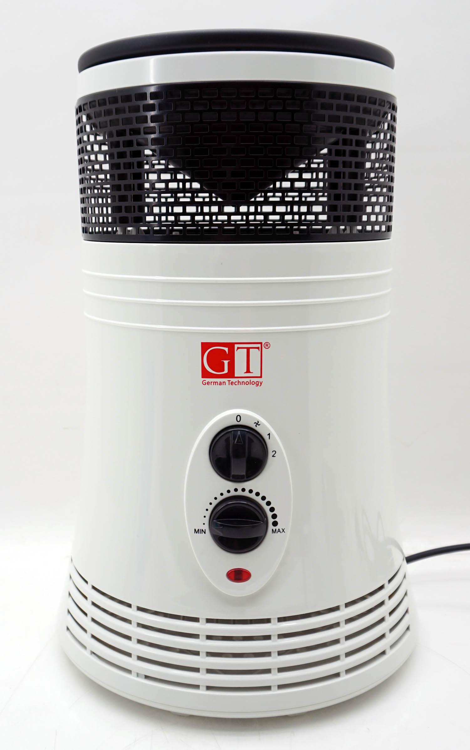 gt keramik heizl fter k hler elektro heizung heizger t ventilator schwarz wei ebay. Black Bedroom Furniture Sets. Home Design Ideas