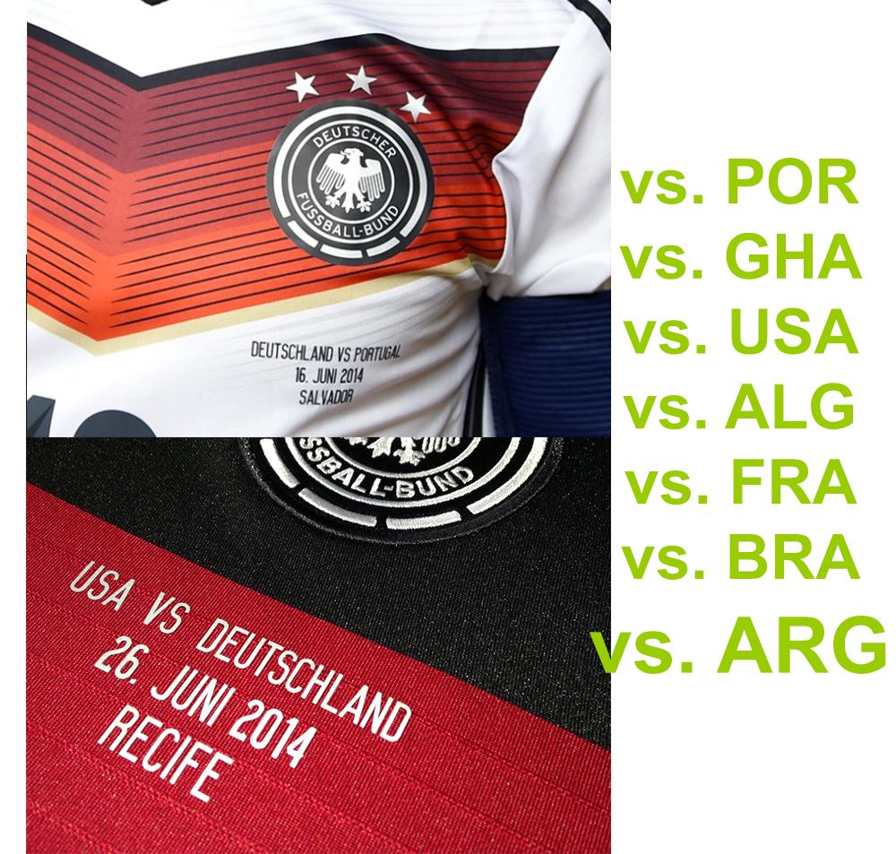 argentinien vs deutschland 2017