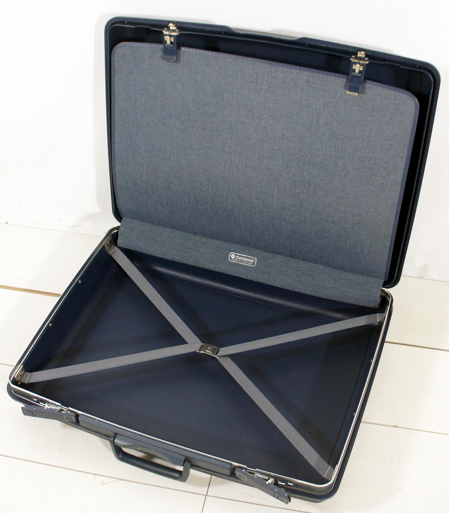 samsonite kofferset koffer hardcase suitcase 3 tlg beauty case ebay. Black Bedroom Furniture Sets. Home Design Ideas