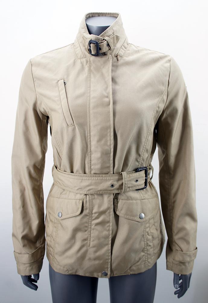 woolrich damen jacket mantel jacke beige braun taupe. Black Bedroom Furniture Sets. Home Design Ideas