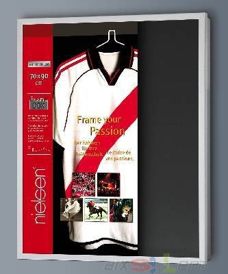 Nielsen-Frame-Box-Shirt-Trikotrahmen-Objektrahmen-Rahmen-Framebox-70-x-90cm-NEU