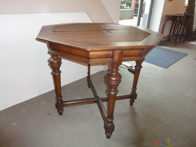 Tisch wandtisch klapptisch antik alt dunkel holz pictures for Tisch dunkel