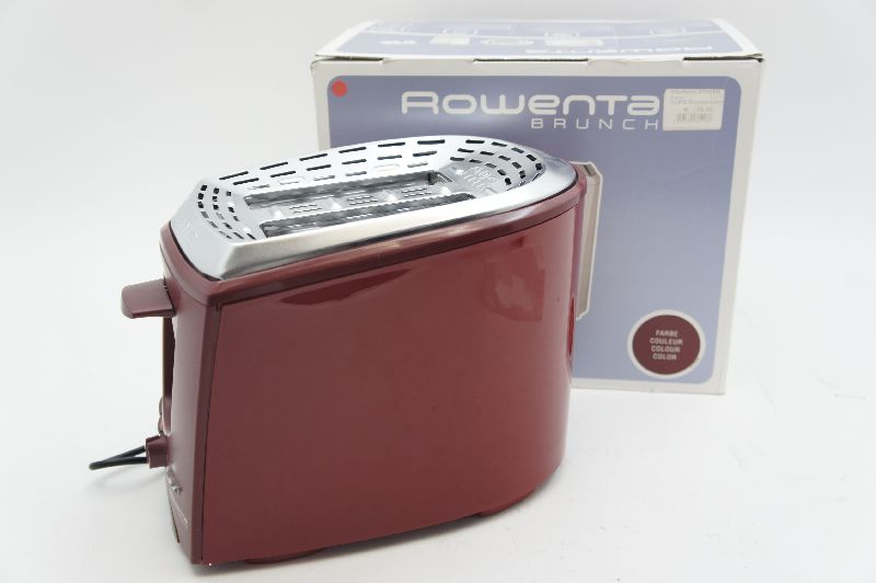 rowenta to 816 toaster kaminrot 2 scheiben toaster ebay. Black Bedroom Furniture Sets. Home Design Ideas