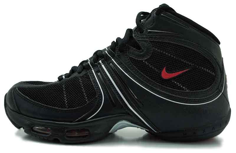 Nike Air Max Schwarz Rot Damen
