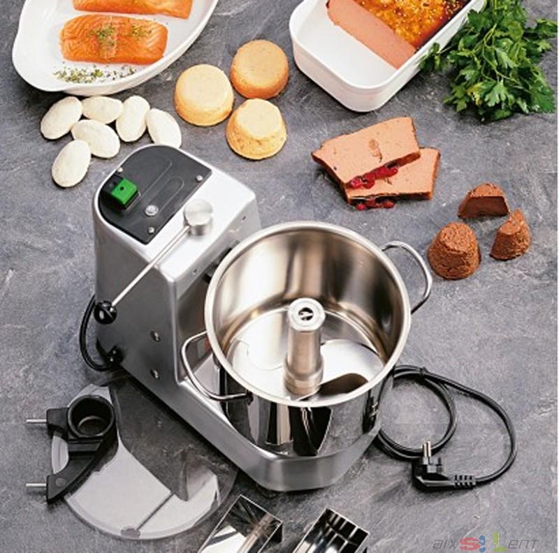 küchenmaschine mit cutter