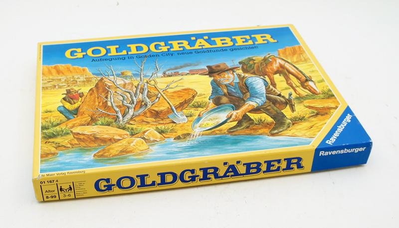 goldgräber spiele