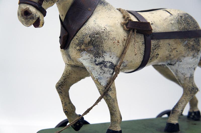 Kleiderständer Holz Auf Rollen ~ Pin Details Zu Holz Pferd Auf Rollen 4st on Pinterest