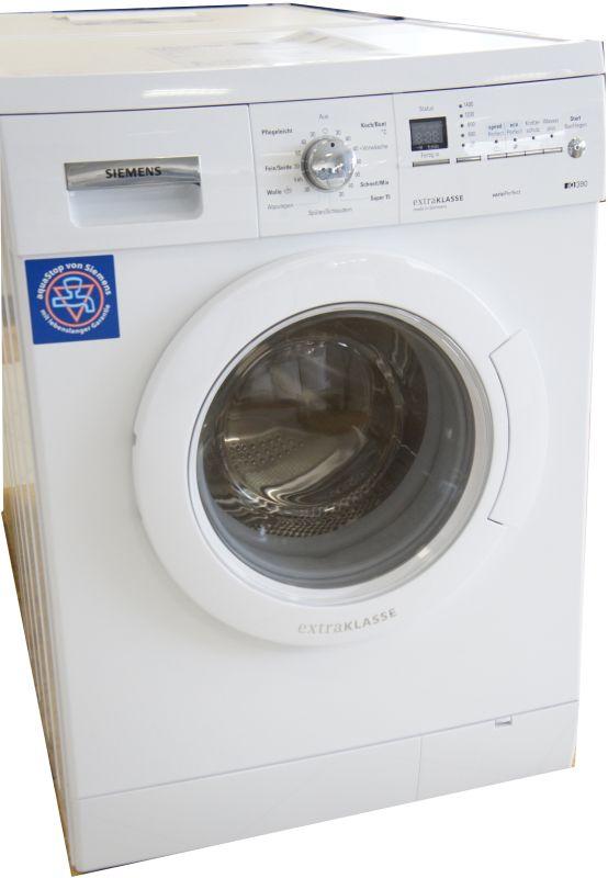 SIEMENS WM14E394 Waschautomat Waschmaschine A+ Weiß 196  -> Waschmaschine Neu