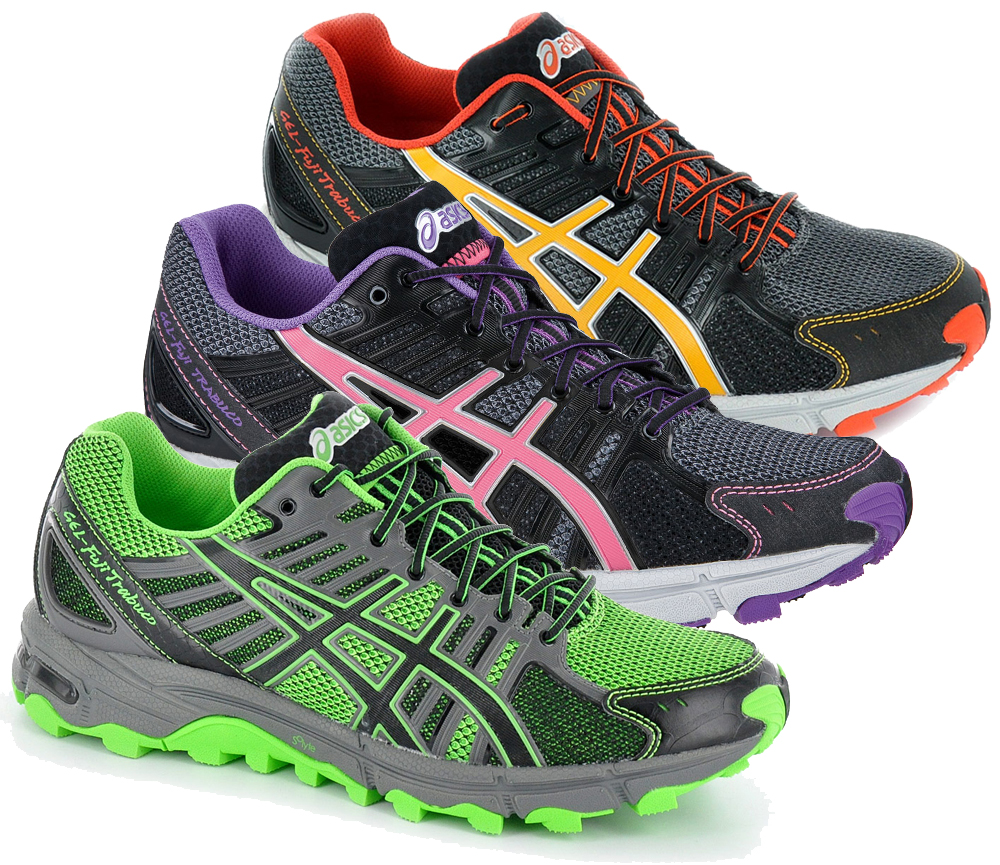 Asics-Gel-FujiTrabuco-Laufschuhe-Jogging-Walking-Fitness-Sport-Schuhe-UVP-129-95