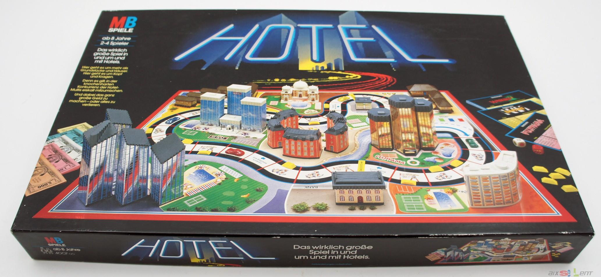 Hotel Spiel Mb