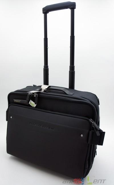 porsche design p2000 cargon trolley koffer neu mit etikett. Black Bedroom Furniture Sets. Home Design Ideas