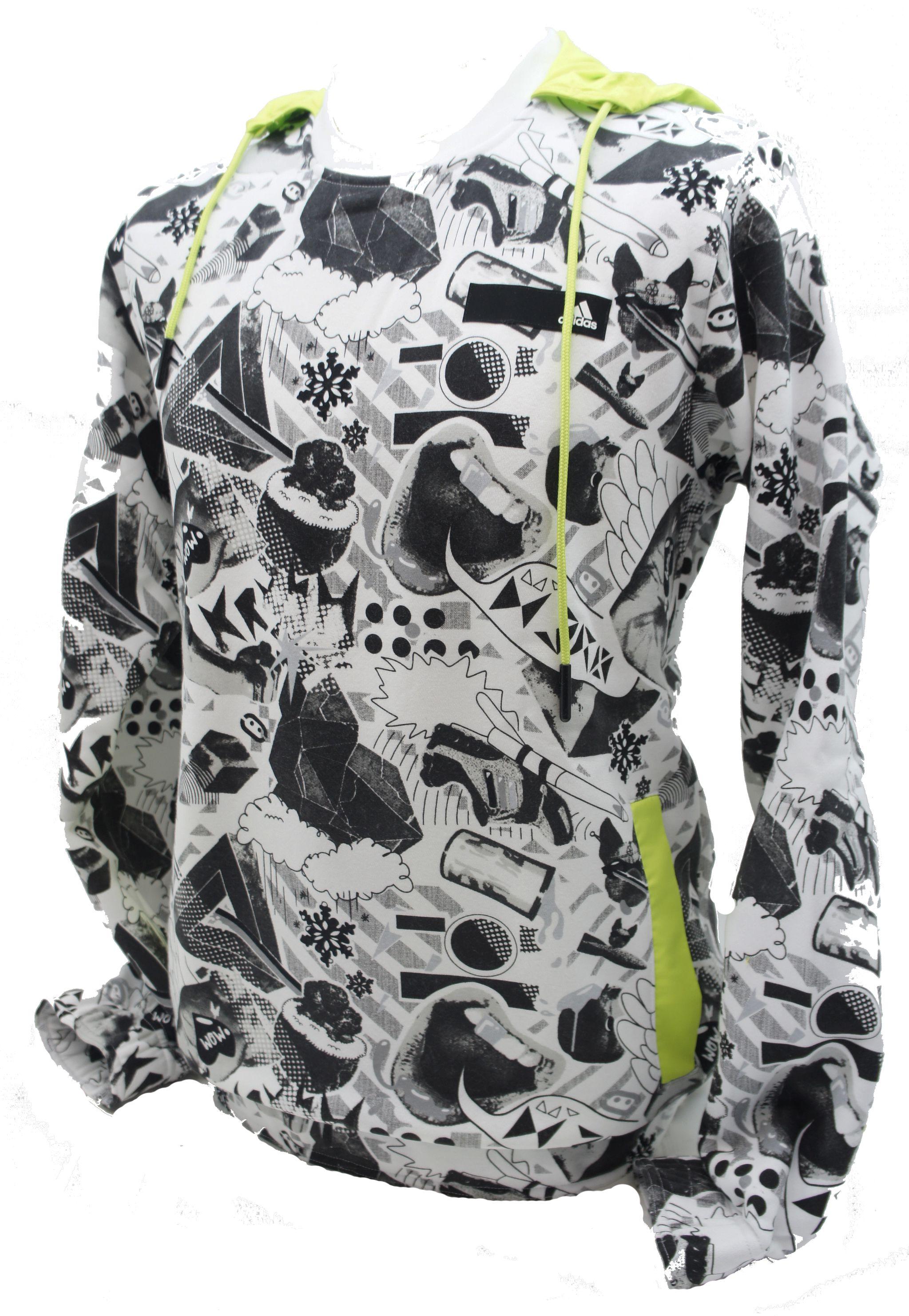 Adidas-Bounce-Kapuzenpullover-Hoodie-Sweatshirt-Hoody-Pullover-UVP-59-95