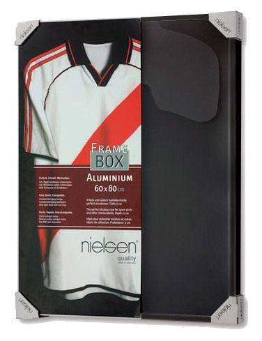 Nielsen-Frame-Box-II-Shirt-Trikot-Rahmen-Objektrahmen-Shirt-Frame-60x80cm-NEU