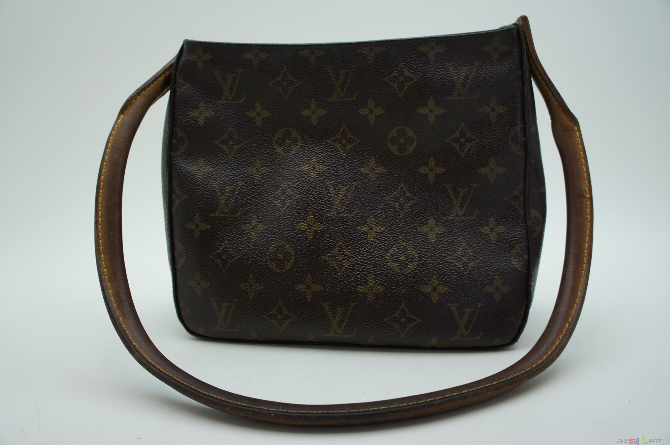 louis vuitton tasche handtasche braun original ebay. Black Bedroom Furniture Sets. Home Design Ideas